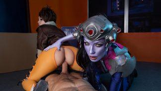 VR.SEX - Alexa Tomas & Zoe Doll