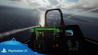 Ace Combat VR Game VR.SEX