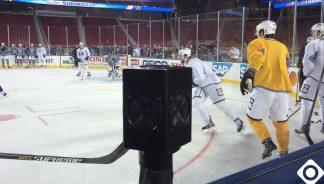NHL VR Gameplay 01