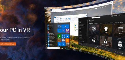 Oculus Virtual Desktop VRSEX