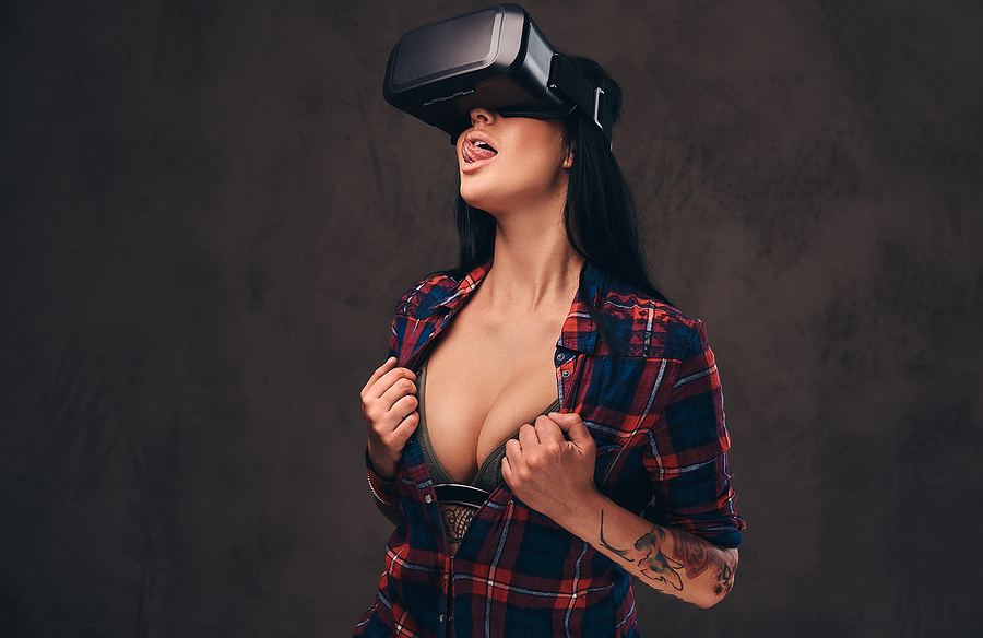 Is Indulging on VR Porn Cheating?